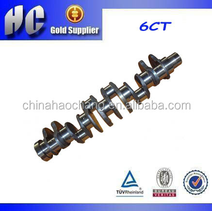 used For crankshaft for cummins 4bt 6bt 6ct 6l nt855 engine