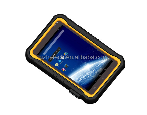 7 inch Android 3G NFC rear camera 8.0MP RFID handheld tablet PC