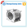 High pressure resisting Welded bellows stainless steel steam corrugated pipe expansion joints