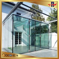 Durable most popular aluminum window louver awning