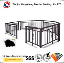 Fence anticorrosion high quality polyester thermosetting powder coating