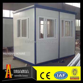 20 FT used office container flat pack office house