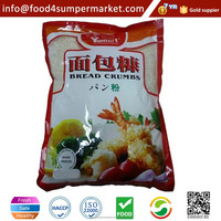 Panko Bread crumbs white and yellow chicken/meat/seafood recipe 230g in plastic bags