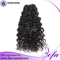 factory Supplier Loose Curly Brazilian curly hair extension for black women