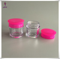30g lovely AS plastic cream jar