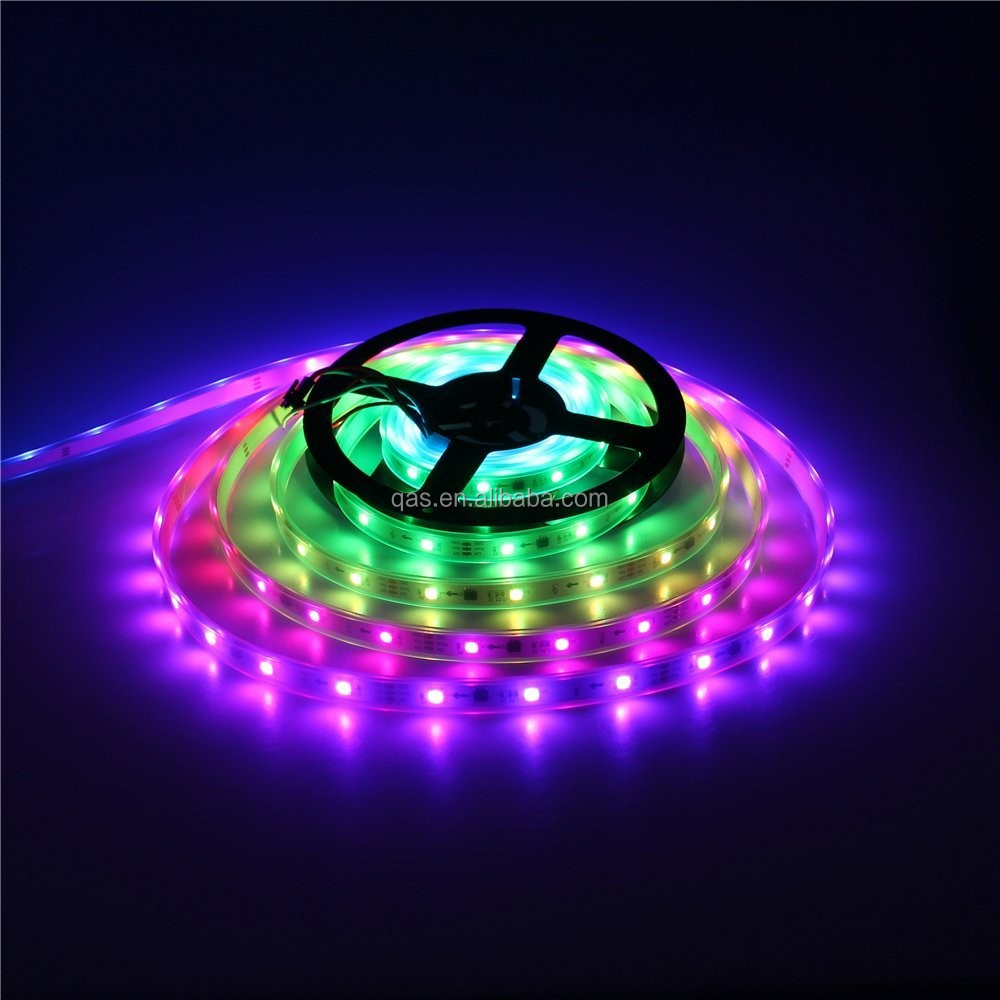 RGB Color Temperature(CCT)and LED Light Source magic dream color rgb led strip