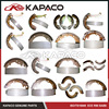 KAPACO Good performance Auto Parts truck brake shoe