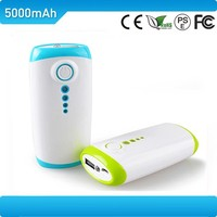 Hot manufacturer wholesale 5600mah power bank 2600mah 5000mah 6000mah 8800mah