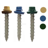Made in Taiwan Phil Flat Head Undercut TEK # 3 Point Roofing Screws Self Drilling Screws