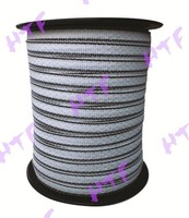 high intensity electric fence 25mm polytape