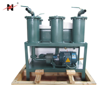 Portable Waste Oil Purification Machine/Oil Recycling Machine