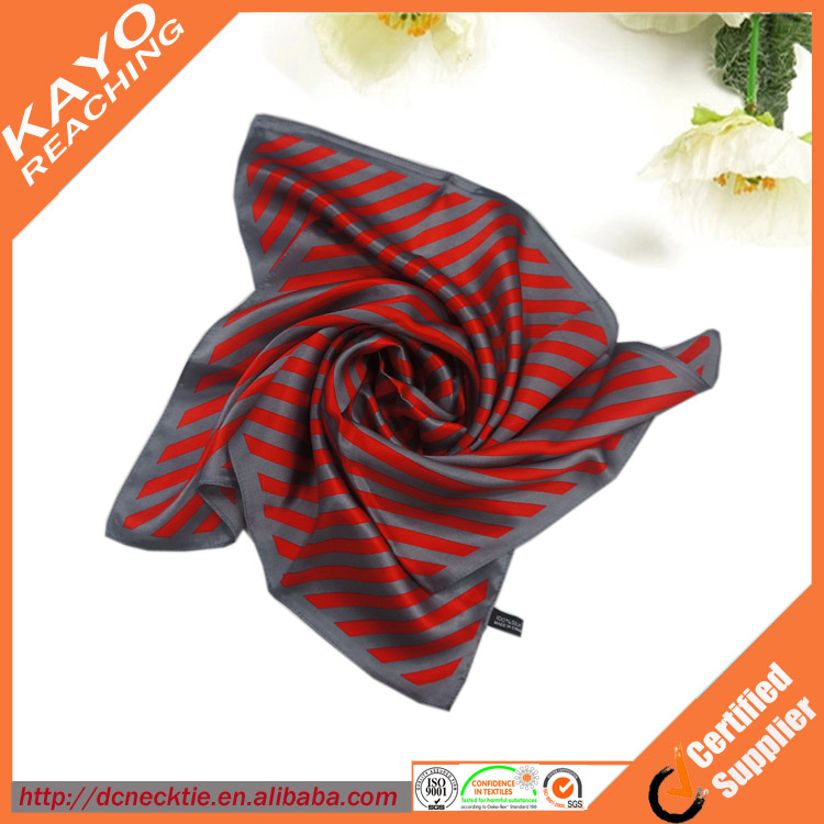 12momi fashion 100% silk scarf