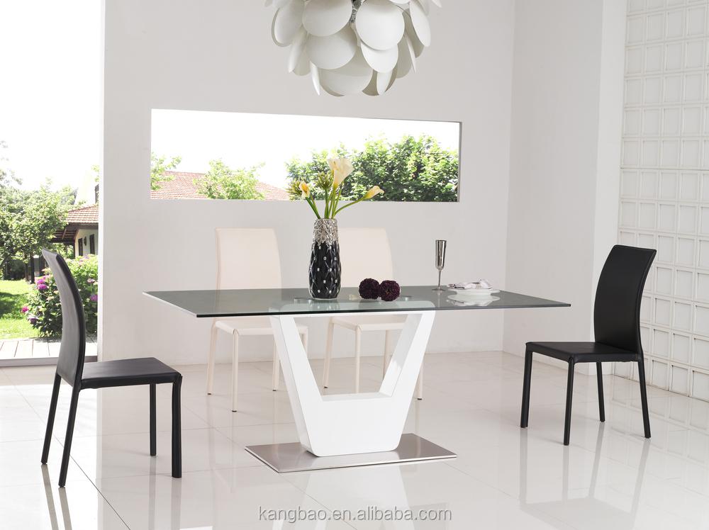 중국 가구 현대 광장 유리 식탁 나무 기본 테이블-목재 테이블 ...