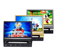 9 inch car headrest monitor lcd dvd&game player with hdmi input