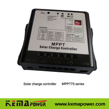Solar charge controller MPPT75 series