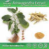 100% Nutural Free Sample Ashwagandha Root Extract powder /Ashwagandha Extract / Withania somnifera Extract Withanolides