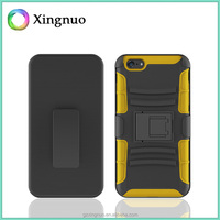 Rugged Hybrid Kickstand Full Cover Case for iphone 6 plus