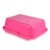 Factory plastic Portable Cat Litter Tray self cleaning Cat Toilet Durable Cat Litter Box with Poop Scoop