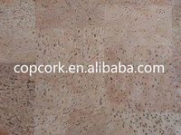 Cork wall tiles & Hot selling cork wall sheet