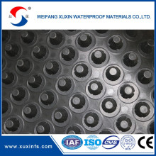 Plastic dimple drainage sheet/board