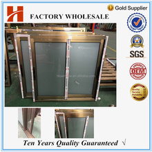 Top seller reasonable price double insulated glass aluminium sliding window indore
