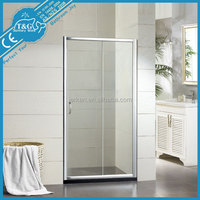 Wholesale stainless steel shower screen , bathroom door