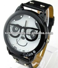 Cute panda New arrival best kids watches 2012