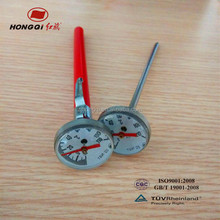 Water heater thermometer thermometer for room temperature liquid food thermometer