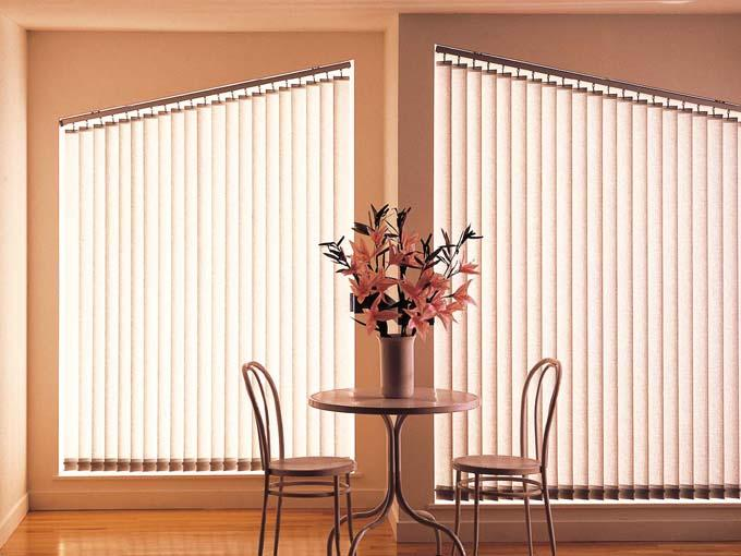 Wood blinds vertical blinds wood grain waterproof den living room Balcony Blackout curtains partition