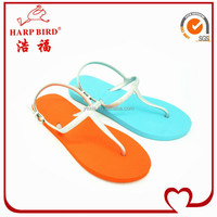 rubber sandals with good quality