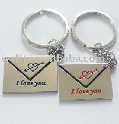 I Love You Keychains Wedding Gifts