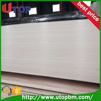 3mm Furniture grade Red Oak Plywood to Vietnam