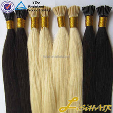 Direct Factory Human Hair pre-bonded persian remy hair i tip remy hair