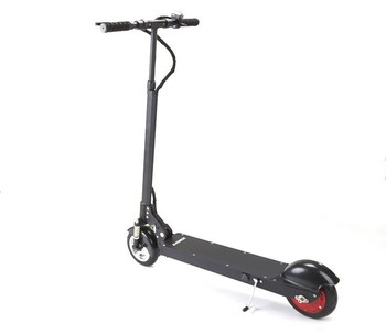 Leadway 2 wheel stand up aluminum folding portable scooter