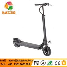 60km/300w electric scooter board with shock absorber