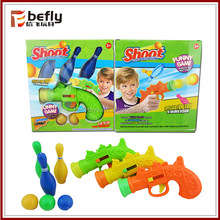 2015 new soft sponge ball toy gun