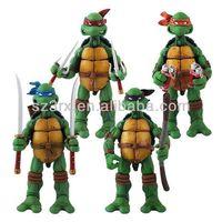 teenage mutant ninja turtles/ninja turtle toy manufacturer/ninja turtle action figure