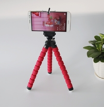 Factory supply directly Portable Cheap Smartphone video camera Tripod for phone