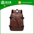 Middle school student school bag pu bag leisure school bag