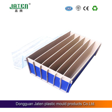 Top quality package PP corrugated hard plastic box with cheap price