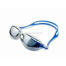 Soft Silicone Gaskets Japanese Prescription Swim Goggles Waterproof for Underwater Sport