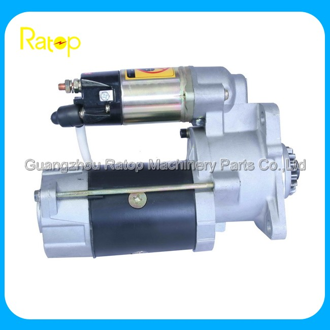 4D31 M002T64272 ME017004 Starting Motor for Excavator Spare Part