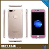 Cell phone covers TPU phone case + protective colored film phone skin for iPhone 6