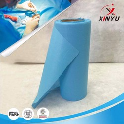 water absorbing laminated non woven fabric