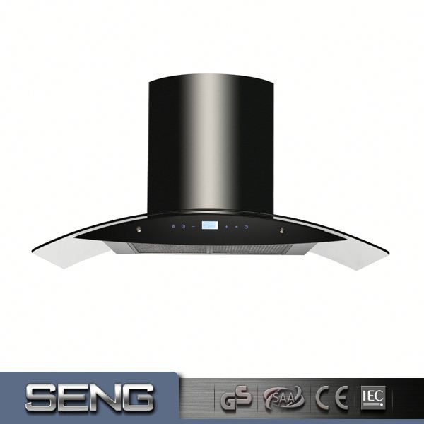 New trend fashion long lasting oil collector range hood In stock