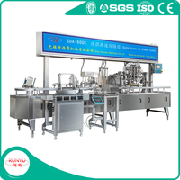 SDA600 Ice Cream Extrusion freezing Tunnel Machine