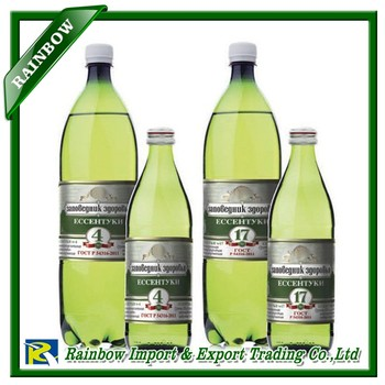 Import Spring water to China