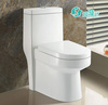 Bathroom Sanitary Ware ZZ-SH319 One Piece Toilet Bowl With New Western Toilet Design For India Market