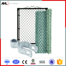 Hardware Cloth Galvanized Diamond Wire Chain-Link Fencing Cyclone Fence