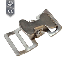 "1"" Stainless Steel Tourniquet Buckle ( Crocodile Buckle ) With 200KG"